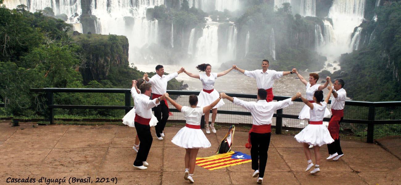 Iguazú, Brasil